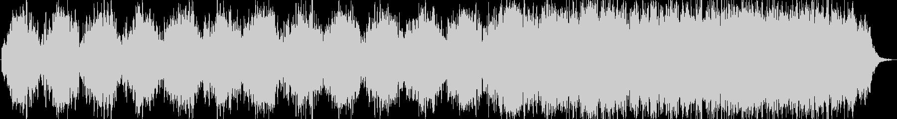 流星をイメージした曲です。の未再生の波形