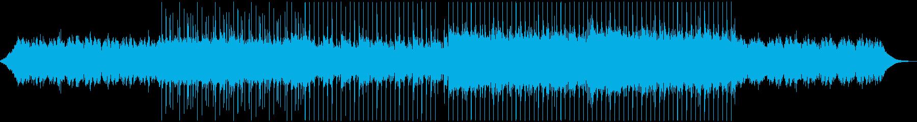 爽やかなポップ S(inst)の再生済みの波形