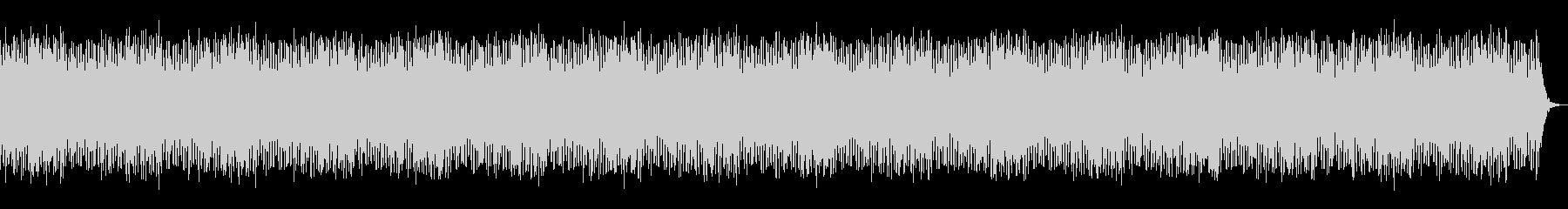 メルヘンチックなワルツ調BGMの未再生の波形