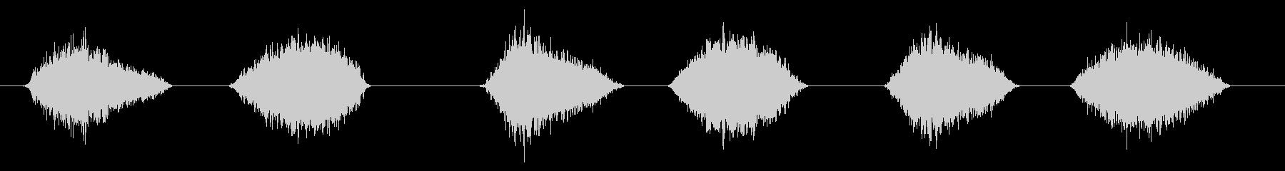 PC マウス ムーブ03-09(ソフト)の未再生の波形
