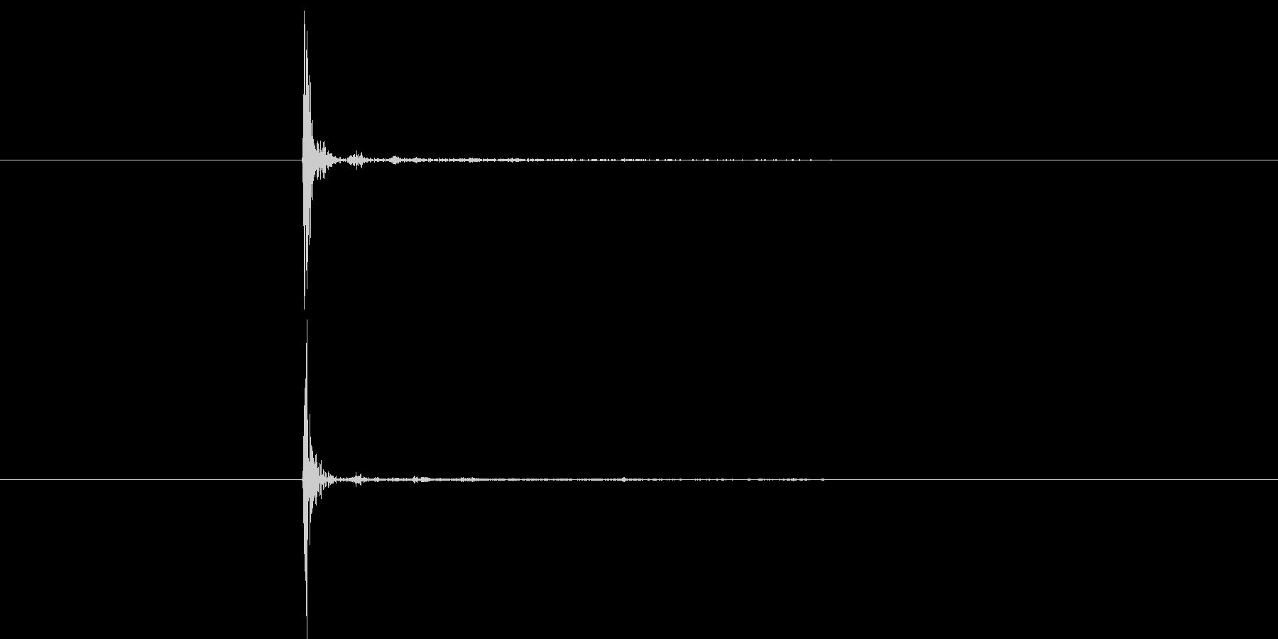 ワイヤーカッター:スニッパーワイヤ...の未再生の波形
