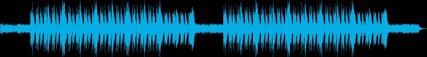 トラップ・暗い・ピアノ・コロナ・感傷的の再生済みの波形