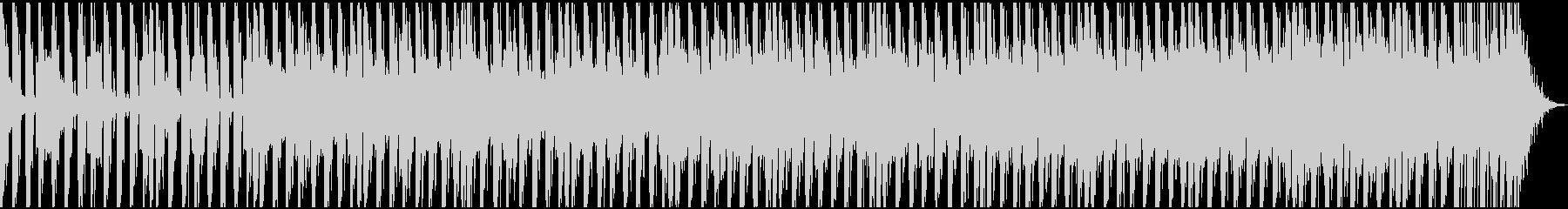 ダンスエレクトロニックトラックはエ...の未再生の波形