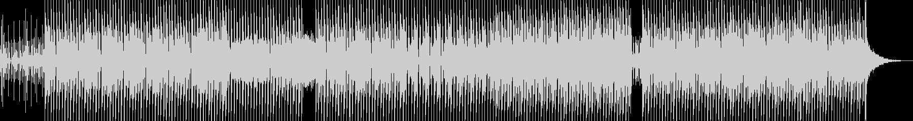 伝染的なビートと輝くダンスグルーブの未再生の波形