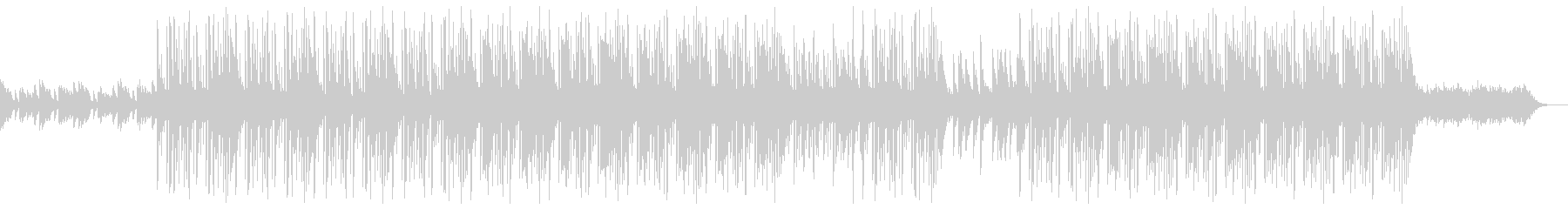 ダーク 洋楽 ヒップホップ トラップの未再生の波形