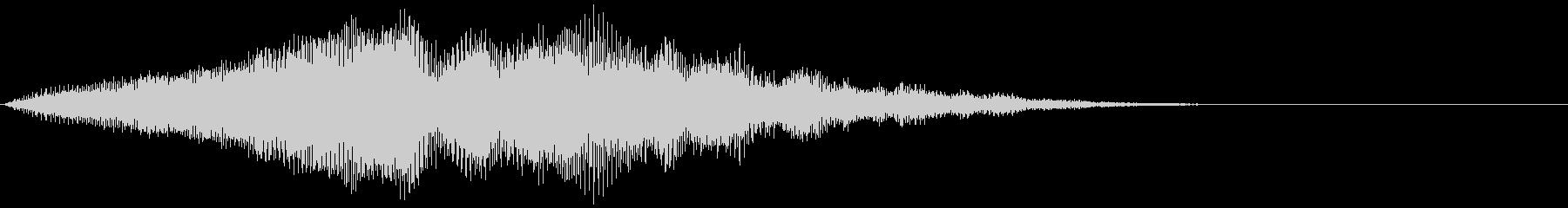 CINEMATIC AMBIENT_03の未再生の波形