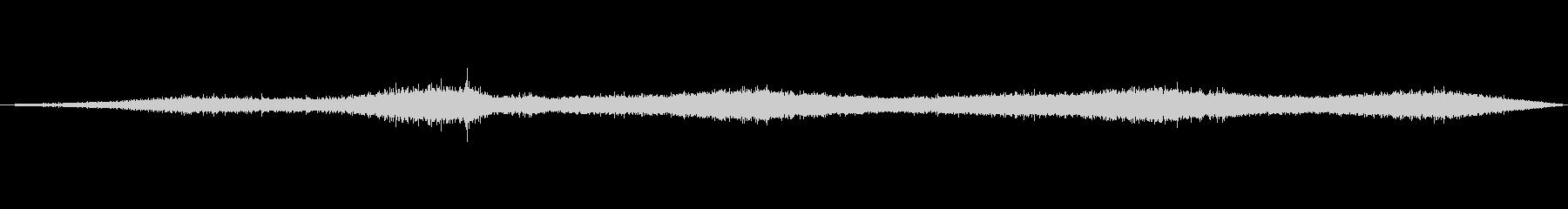 風の効果音(自然、そよ風、ビル風等)14の未再生の波形