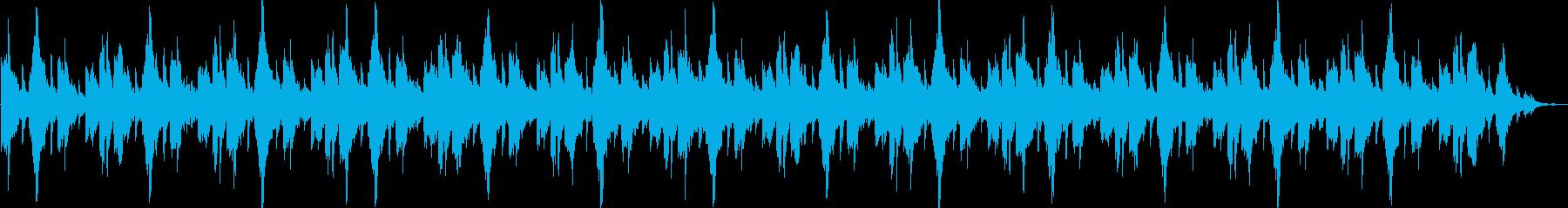【瞑想】ヒーリング/ヨガ/神秘的の再生済みの波形