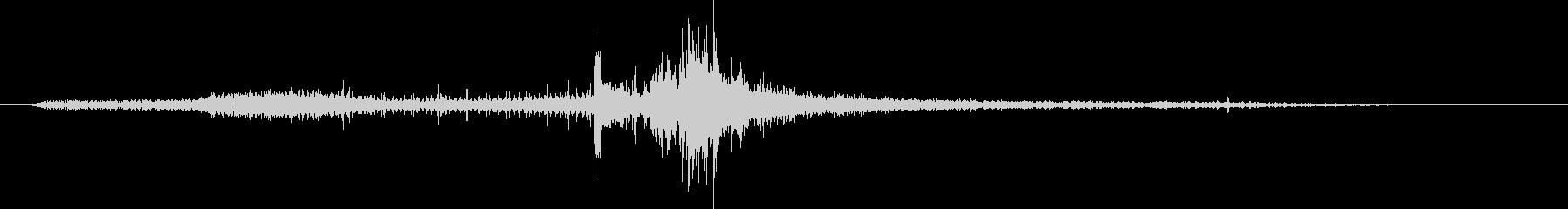 タイガーモス:イン/ランド/ブレー...の未再生の波形
