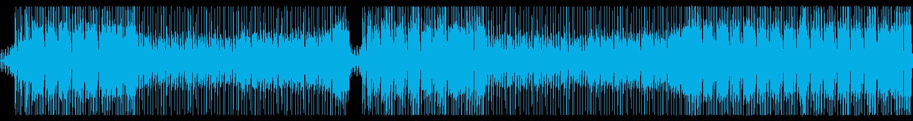 企業VP/爽やか/ソウル/ラッパ/力強さの再生済みの波形
