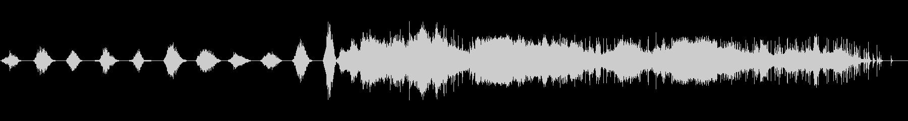 スモールスタジオオーディエンス:1...の未再生の波形