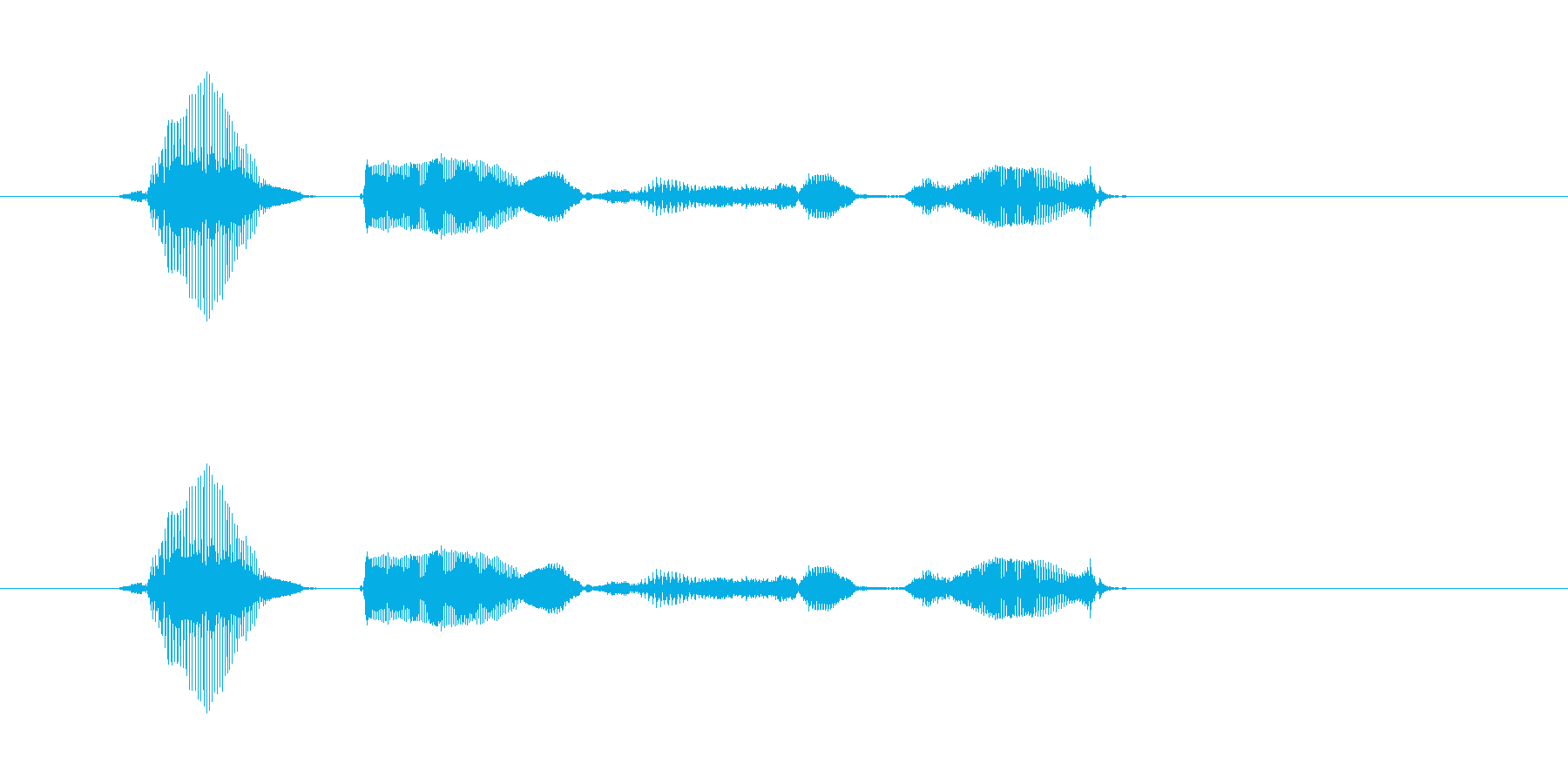 キャンペーン実施中_1の再生済みの波形
