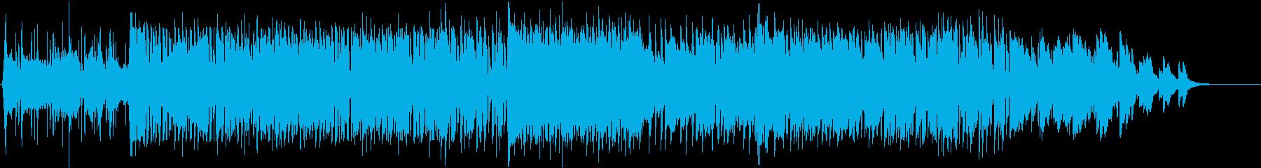 ★ 炎の洞窟(インド風) カレー屋 の再生済みの波形