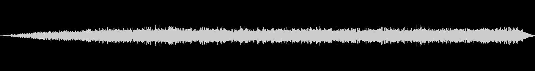 危険5弦コードの未再生の波形