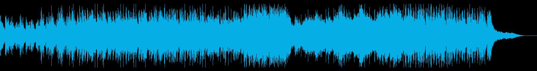 古代空中都市をイメージした曲(リメイク)の再生済みの波形