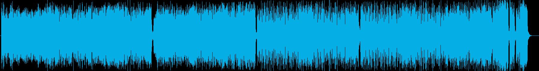 大正ロマン バンドネオン+チェロのタンゴの再生済みの波形