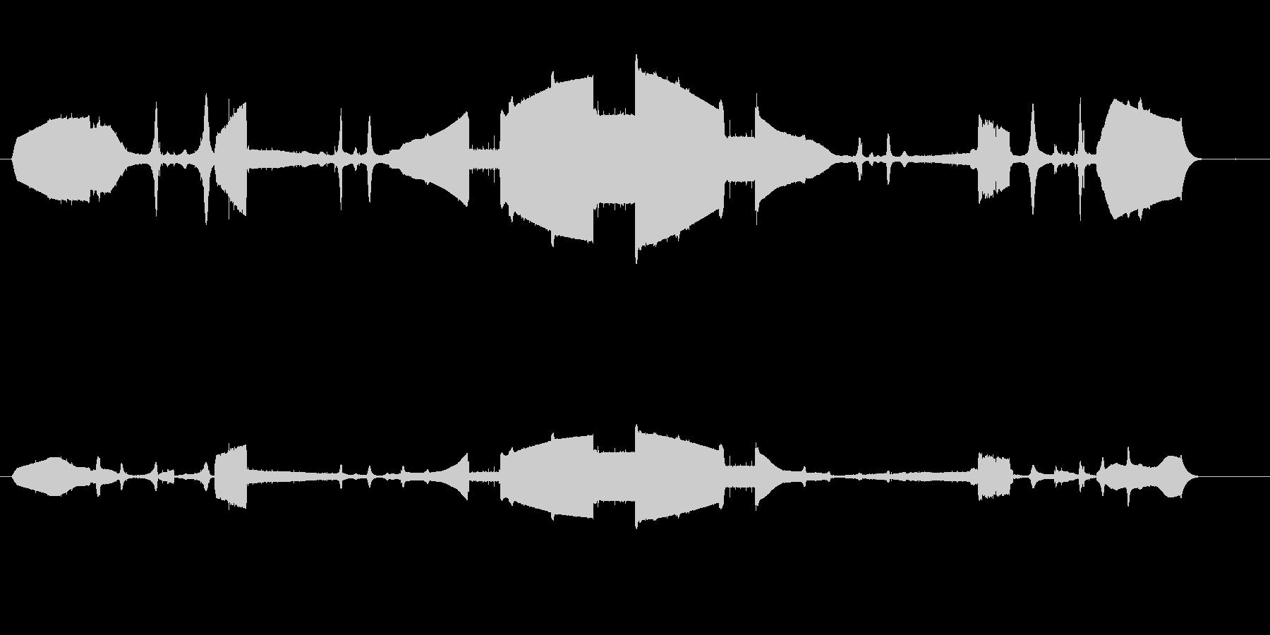 機械 ランダム計算02の未再生の波形