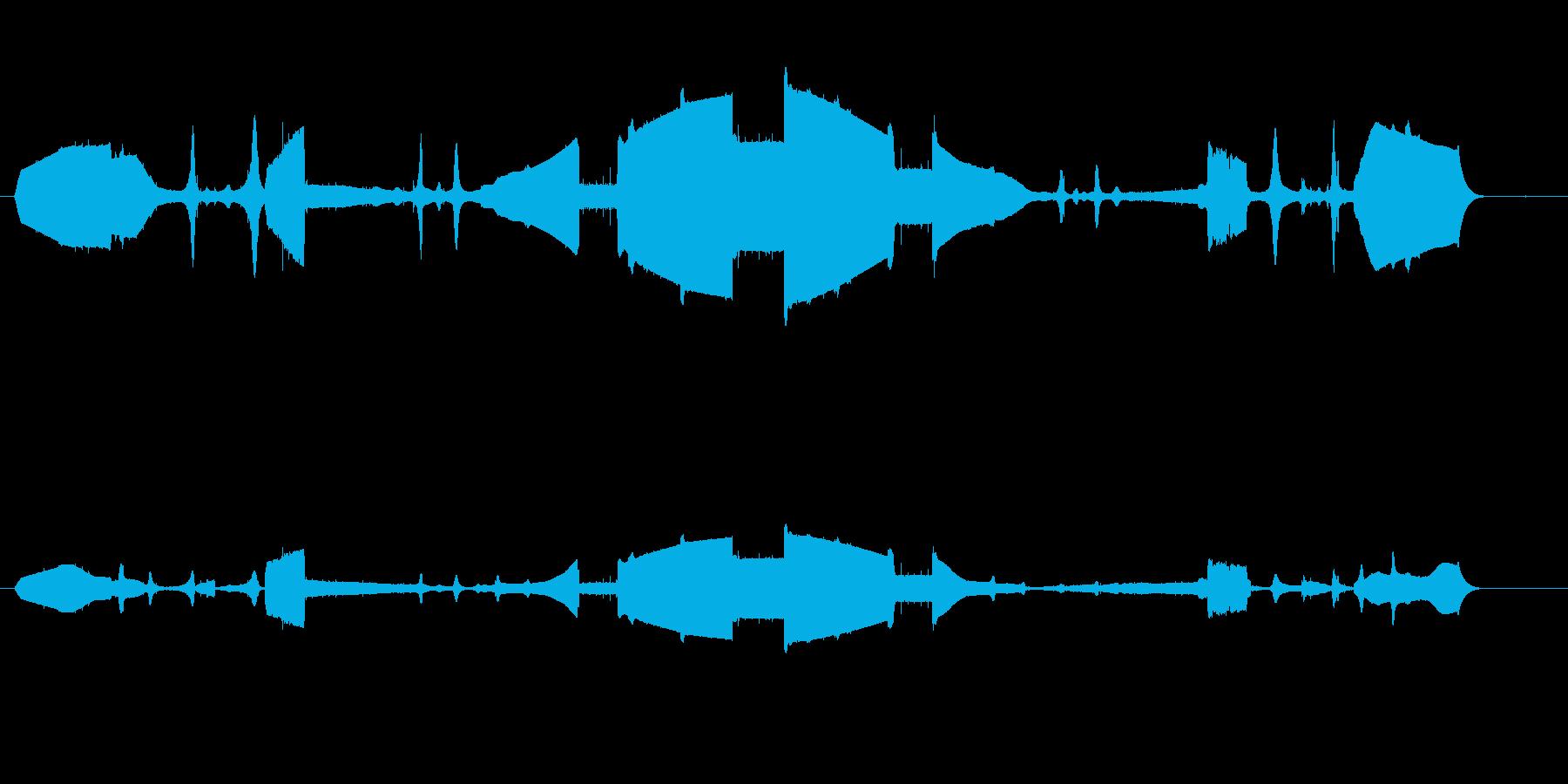 機械 ランダム計算02の再生済みの波形