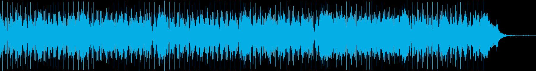 幻想的・ムーディー・おしゃれ・ジャズの再生済みの波形
