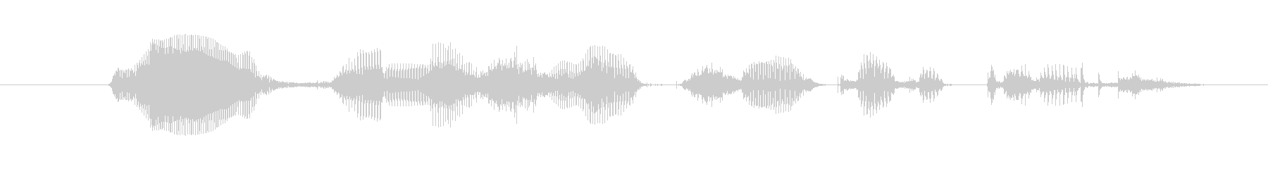 I've already talked about it (women, girls)'s unreproduced waveform