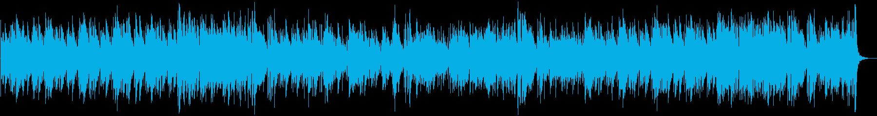 ジャズコンボ。活気のある、シンコペ...の再生済みの波形