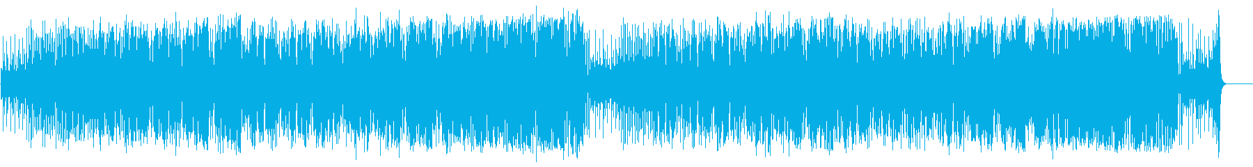 軽快なポップ R&R(フルサイズ)の再生済みの波形