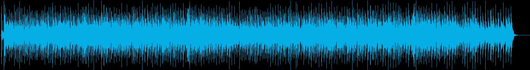 ほのぼのカントリー草競馬スライドギター版の再生済みの波形