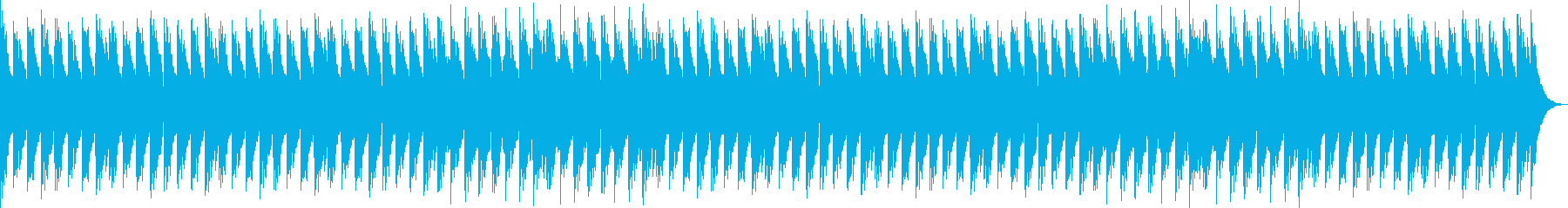 ドラムなしの再生済みの波形