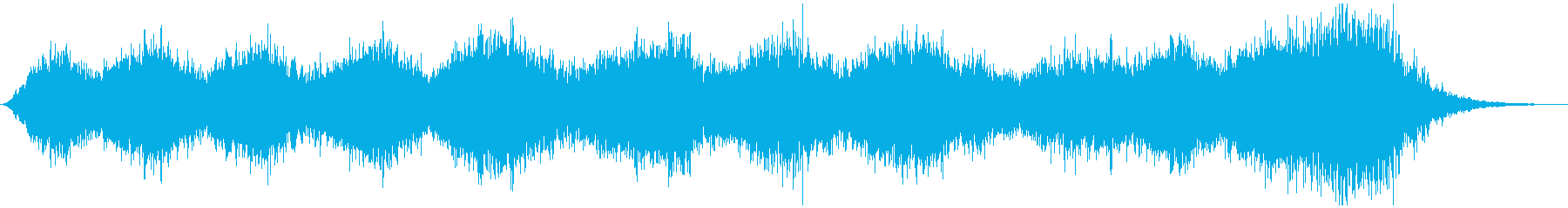PADS 危険な空気01の再生済みの波形