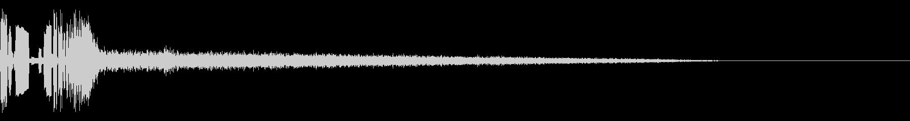 ドバシャー(ノイズ/工場/真空/飛行機の未再生の波形