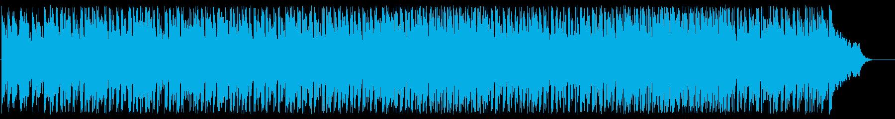 目覚めの朝に聴くイージーリスニングの再生済みの波形