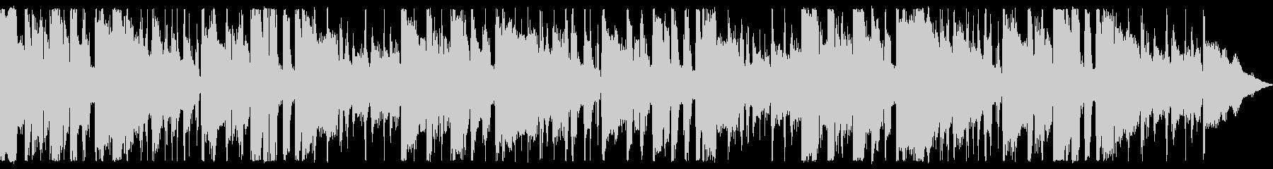 ジャズとポップの中間に位置するこの...の未再生の波形