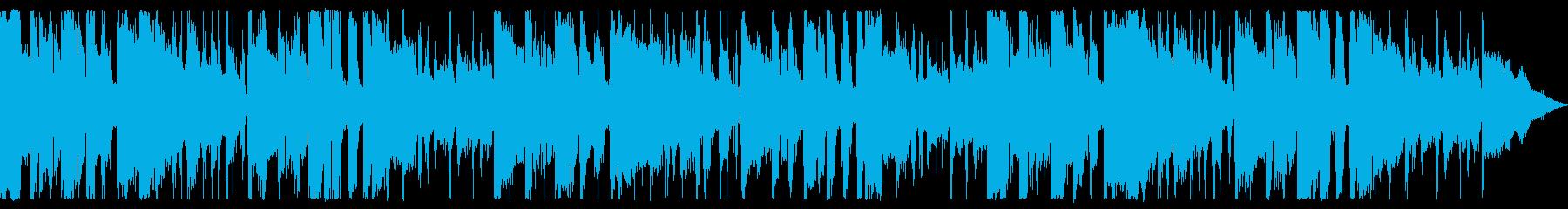 ジャズとポップの中間に位置するこの...の再生済みの波形