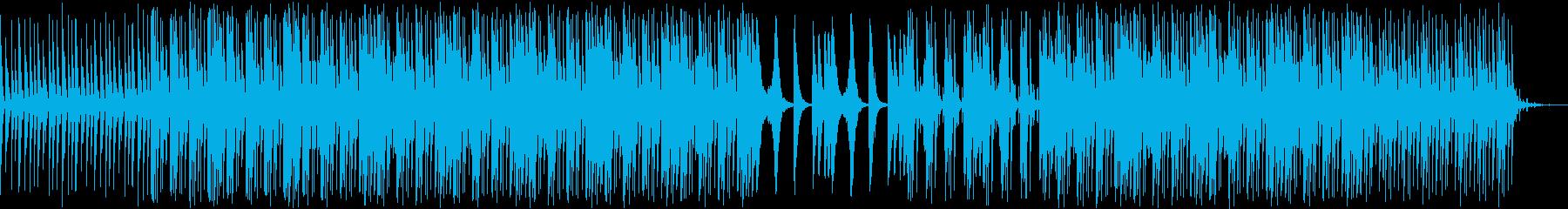 自然 サスペンス 繰り返しの クー...の再生済みの波形