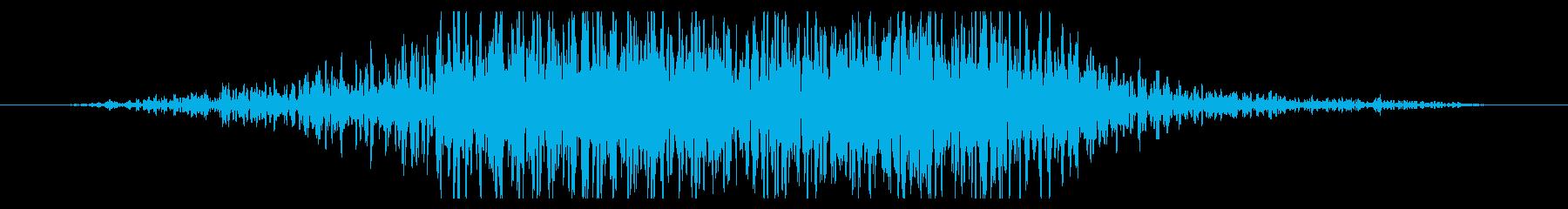 斬撃 ディープスコールヘビー02の再生済みの波形