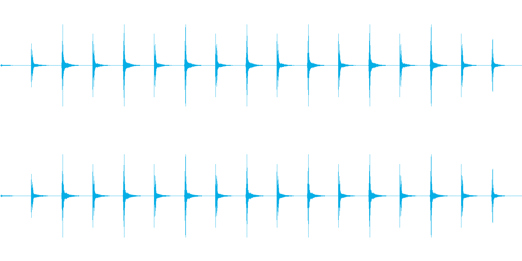 時計 ticktock_45-3_revの再生済みの波形