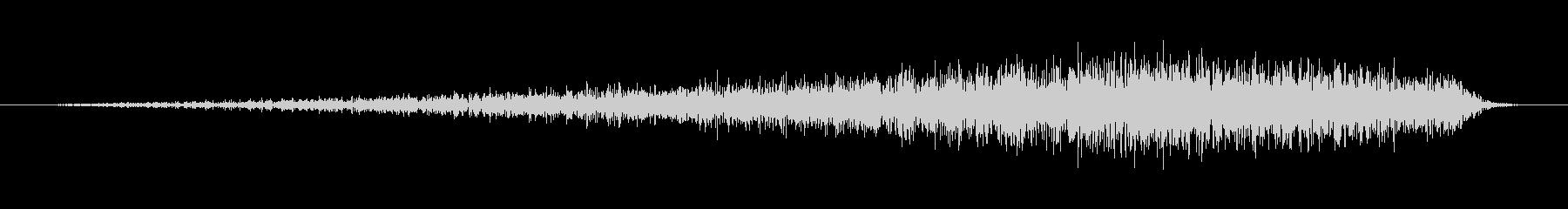 シューッという音EC07_89_1 2の未再生の波形