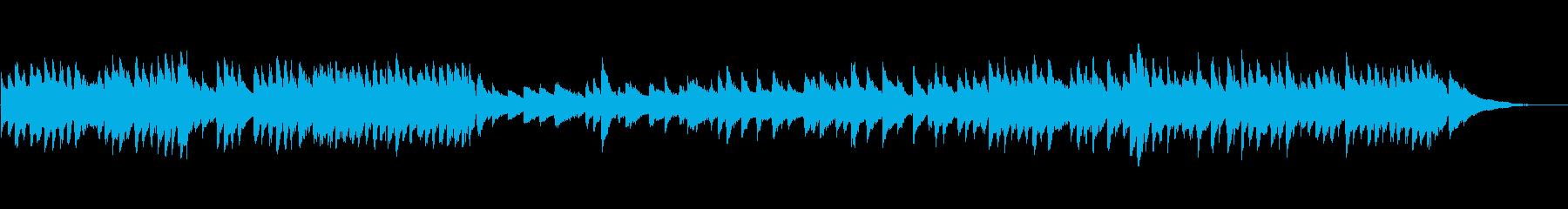 2台ピアノによる勇壮→不思議の再生済みの波形