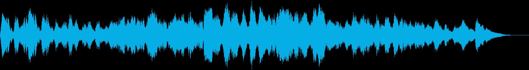 チャイコフスキー 妖しい静寂の再生済みの波形