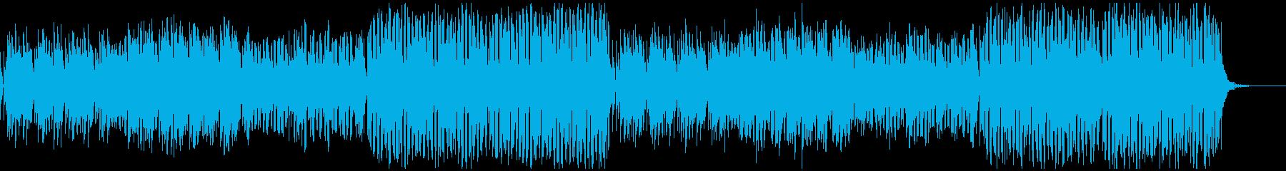 クール・スタイリッシュ・EDM・1の再生済みの波形