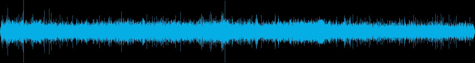 イルカ、スピナークリック。複数のク...の再生済みの波形