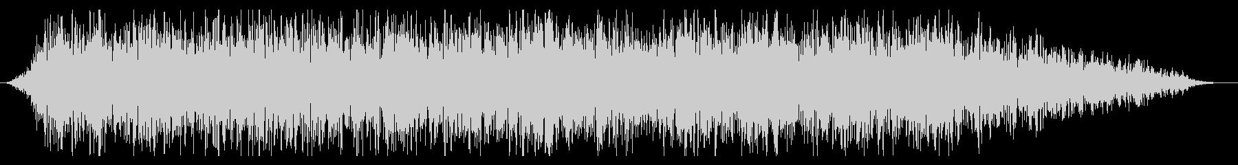 【ゴォ〜】地震、地響き、地鳴りに最適08の未再生の波形