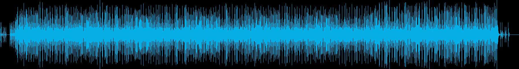 外国の童謡 『BINGO』ピアノ 犬の再生済みの波形