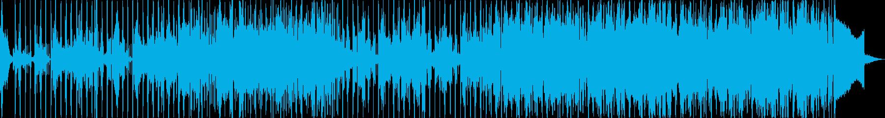 フュージョン ジャズ ゆっくり 魅...の再生済みの波形