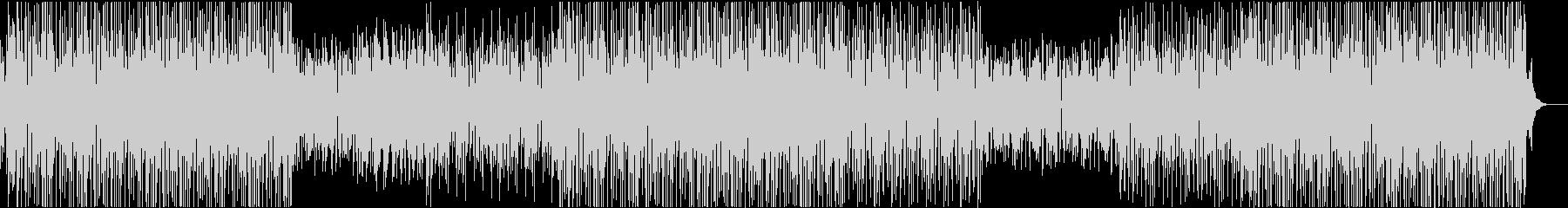 ファンク ヒップポップ バラエティー の未再生の波形