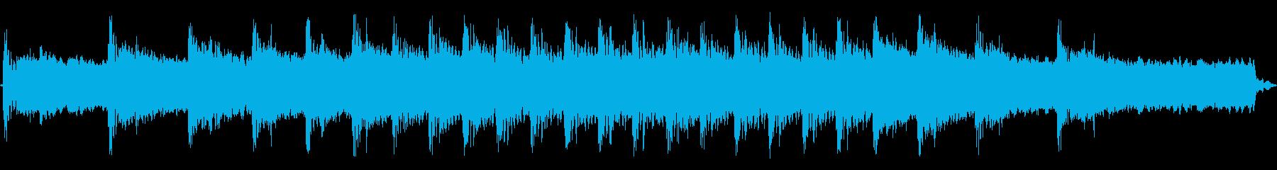 ひゅーどろどろの再生済みの波形