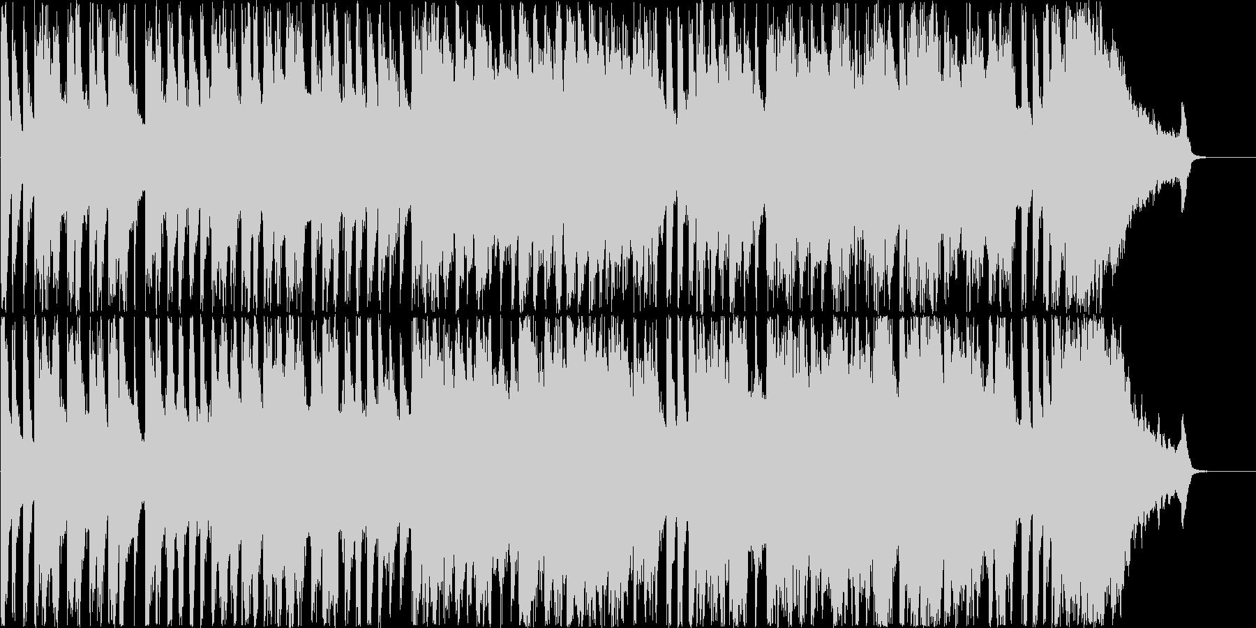 【30秒】アップテンポほんわかコンセプトの未再生の波形
