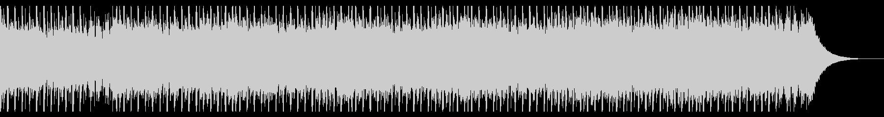 建設ビル(60秒)の未再生の波形