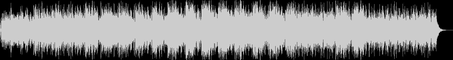 3分BGM クール ヒップホップの未再生の波形