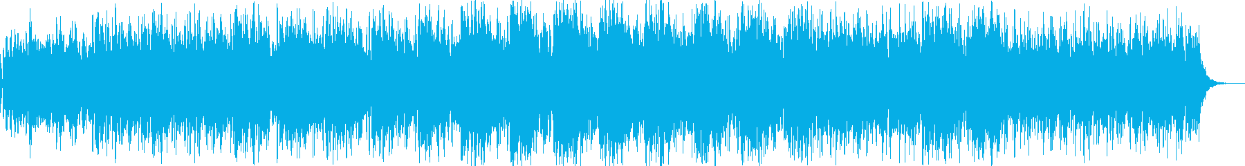 3分BGM クール ヒップホップの再生済みの波形